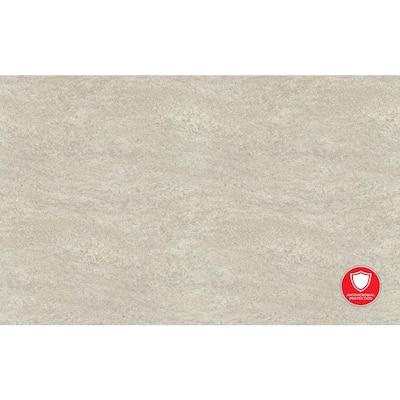 3 in. x 5 in. Laminate Sheet Sample in Bainbrook Grey with HD Glaze Finish