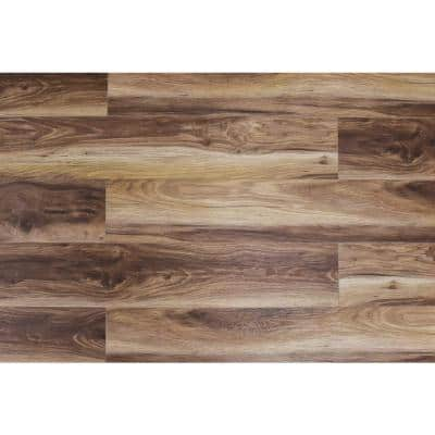 Veritas Enriched Cedar 7 in. W x 60 in. L SPC Vinyl Plank Flooring (18.06 sq. ft.)