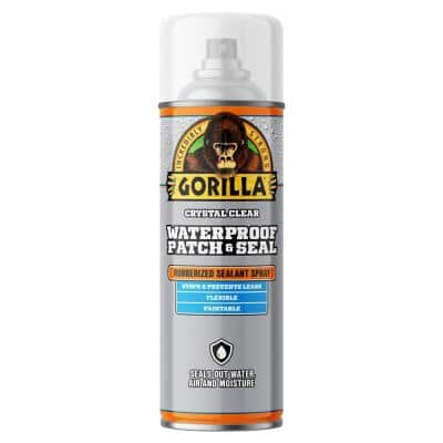 14 oz. Waterproof Patch and Seal Clear Spray (6-Pack)