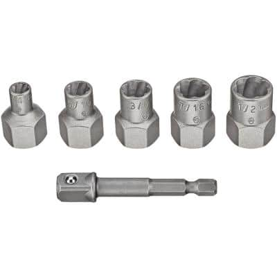 MAX IMPACT Extractor Set (5-Piece)