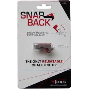 Releasable Chalk Reel Tip