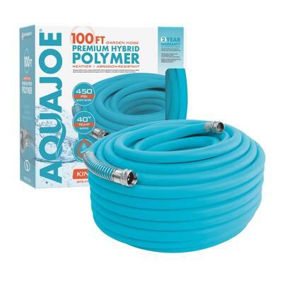 5/8 in. Dia x 100 ft. Hybrid Polymer Flex Kink Free Hose