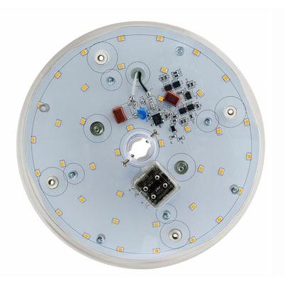 120 Watt Equivalent 7.3 in. Round Multi-Purpose LED Retrofit MPLR Light Engine in Soft White (3000K)