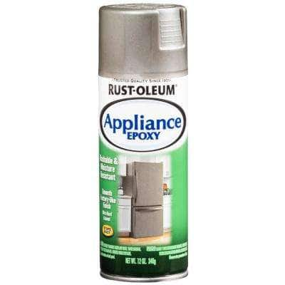 12 oz. Appliance Epoxy Stainless Steel Spray Paint (6-Pack)