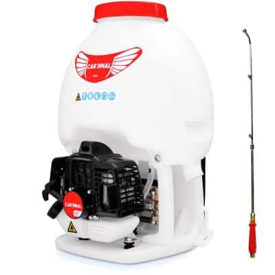 1.8 HP Gas Powered Backpack Sprayer for Pest Control and Sanitation