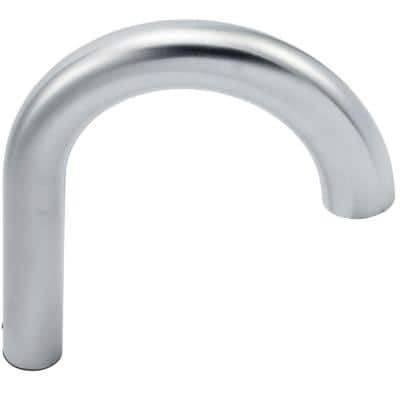 Trinsic Pull-Down Sprayer Bar Faucet Non-Diverting 6-1/2 in. Long Spout, Arctic Stainless