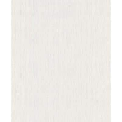 Waterfall Luxury White Paper Peelable Roll (Covers 56 sq. ft.)