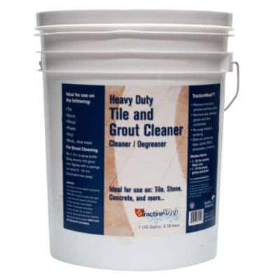 5 Gal. Heavy Duty Tile and Grout Cleaner
