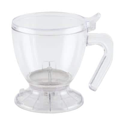 Coffee and Tea Smart Brewer, 19.5-Ounce Plastic