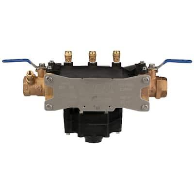 1-1/4 in. Bronze Reduced Pressure Principle Backflow Preventer