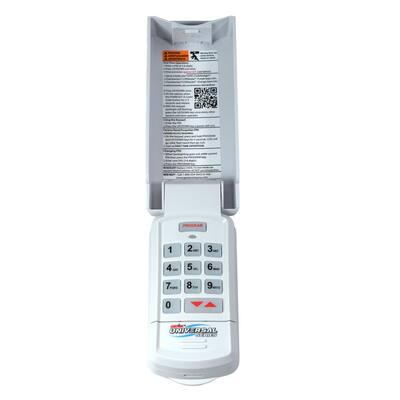 Universal Wireless Keypad - Exterior Control For All Brands of Garage Door Openers
