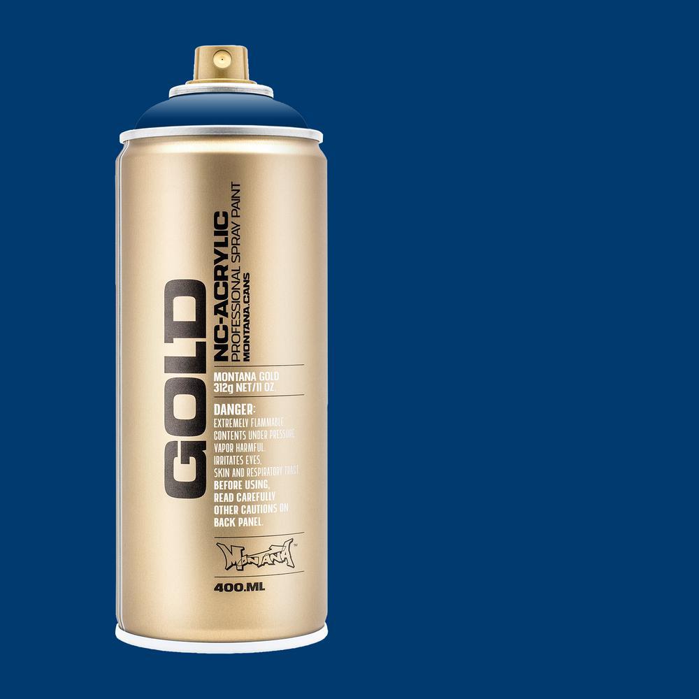 11 oz. GOLD Spray Paint, Ultramarine