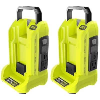 40V 300-Watt Power Inverter (2 Pack)