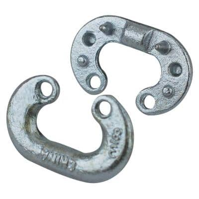 3/8 in. Galvanized Connecting Link
