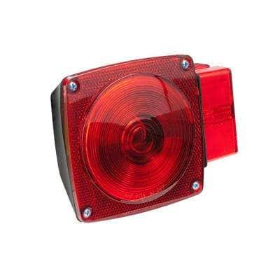 80 in. Over and Under Right/Curbside 7 Function Rear Light
