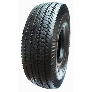 Hi Run 5 30 In 4 50 In 6 6pr Sawtooth Wheel Barrow Tire Wd1306 The Home Depot