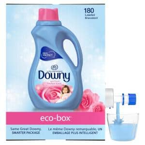 105 oz Eco Box HE April Fresh Scent Fabric Softener (180 Loads)