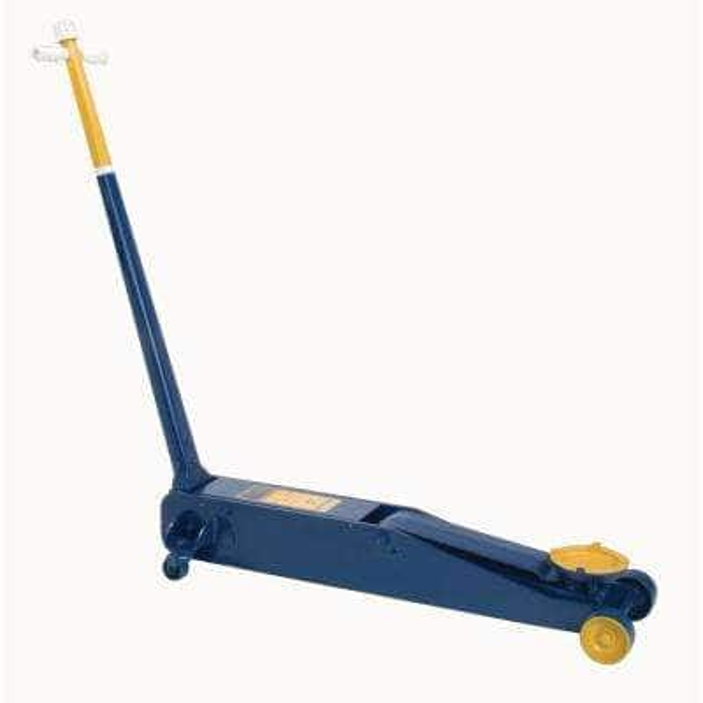 4-Ton Capacity Blue Hydraulic Service Jack