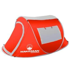 2-Person Barrel Style Tent