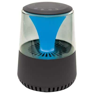 Bluetooth Speaker Air Purifier for Bedroom, Large Room with Night Light