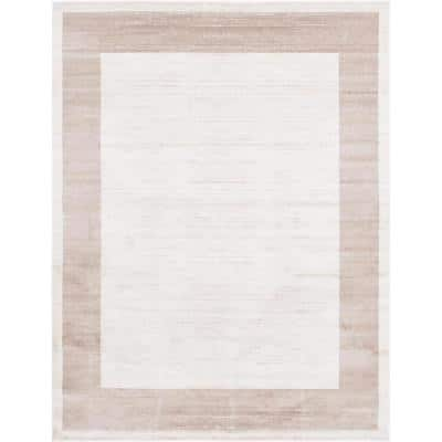 Uptown Collection Yorkville Beige 8' 0 x 10' 0 Area Rug
