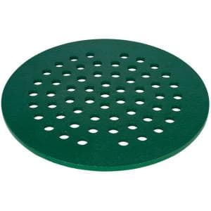 6-1/2 in. Replacement Cast Iron Floor Drain Cover in Green