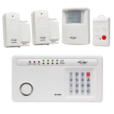 Wireless Security System Alarm Kit