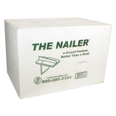 Plastic Drywall Backer Clip (1000-Pack)