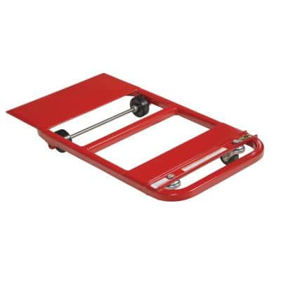 600 lbs. Capacity 32 in. x 18 in. Nose Plate Dolly