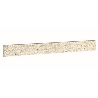 49 in. Granite Backsplash in Golden Sand