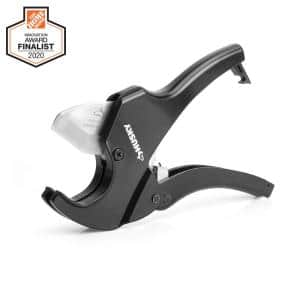1-1/4 in. Ratcheting PVC Cutter