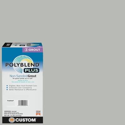 Polyblend Plus #546 Cape Gray 10 lb. Non-Sanded Grout