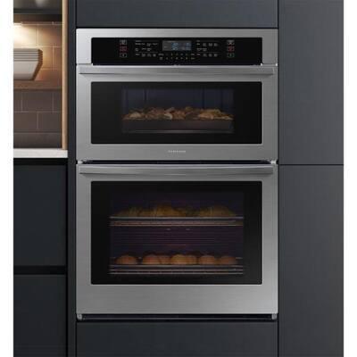 samsung wall oven microwave