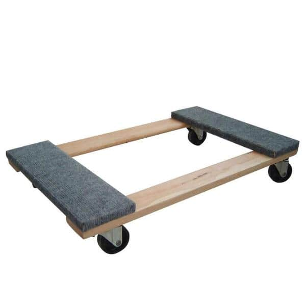 Buffalo Tools 1000 Lb Capacity Furniture Dolly Hdfdolly The Home Depot