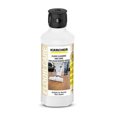 Oiled/Waxed Wood Floor Cleaner