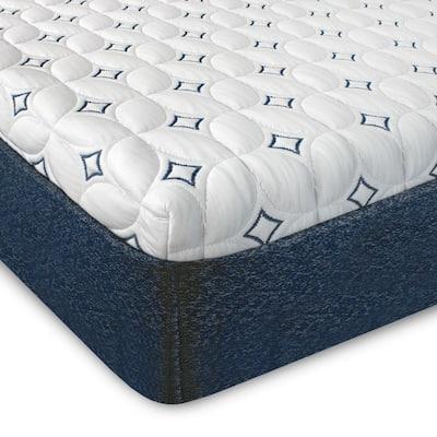 SensorAIR Triple Layer 10 in. Plush Gel Memory Foam Tight Top Mattress