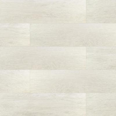 Capel Bianco 6 in. x 24 in. Matte Ceramic Floor and Wall Tile (17 sq. ft./Case)