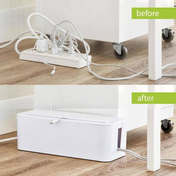 Ut Wire In Box Cable Organizing, Cable Box Storage Ideas