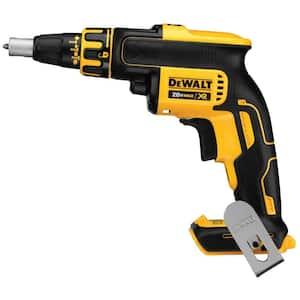 20-Volt MAX XR Cordless Brushless Drywall Screw Gun (Tool-Only)