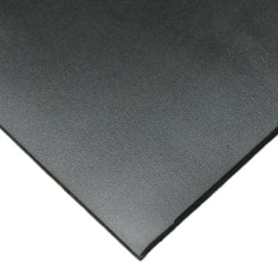 Neoprene Commercial Grade - 45A - 1/16 in. Thick x 4 in. Width x 4 in. Length - Rubber Sheet (5-Pack)