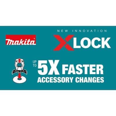X-LOCK 5 in. Continuous Rim Diamond Blade for Ceramic and Granite Cutting
