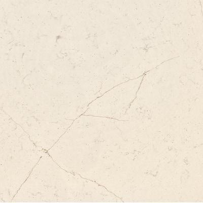 2 in. x 4 in. Quartz Countertop Sample in Eternal Marfil