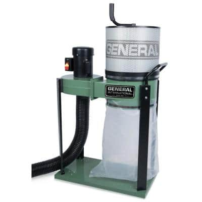 1 HP Dust Collector with Canister Filter