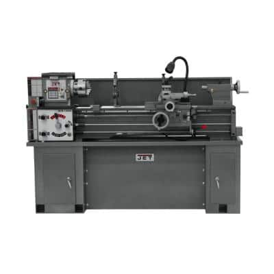 13 in. x 40 in. Belt Driven Metalworking Bench Lathe with Stand, 2 HP 230-Volt 1PH, BDB-1340A