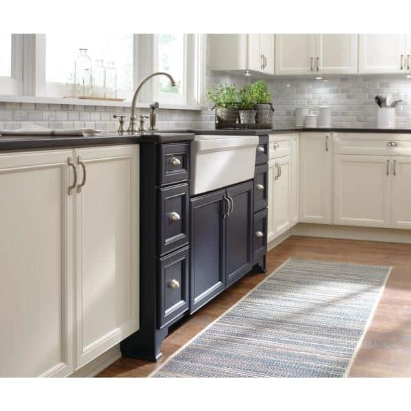 The Home Depot Installed Cabinet Makeover Wood Painted Doors Hdinstcresp The Home Depot