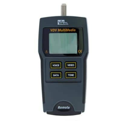 VDV Multimedia Cable Tester