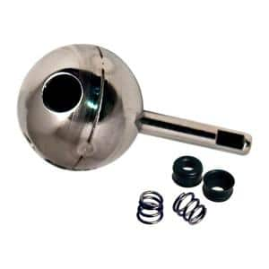 970-045 2 in. Hot and Cold Faucet Ball with Seats and Springs for Single-Handle Faucets