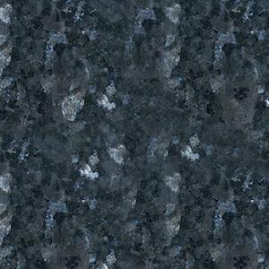 4 in. x 4 in. Blue Pearl Granite Sample