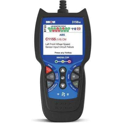 FixAssist Bluetooth Code Reader Vehicle Diagnostic Scanner Tool
