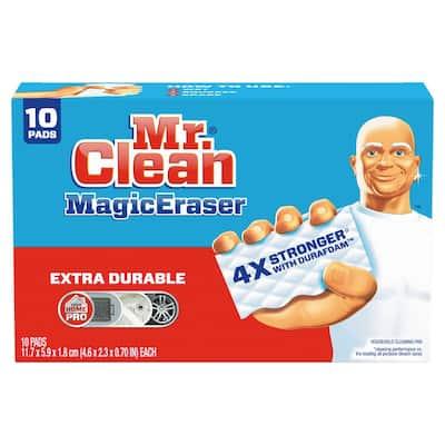 Magic Erasers Multi-Purpose Cleaning (10-Count)